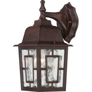 Payeur 1 Light Outdoor Wall Lantern