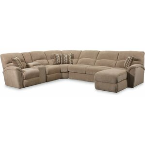 Grand Torino Reclining Sectional  sc 1 st  Wayfair : recliner sectional couches - islam-shia.org