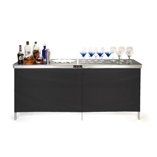 Portable Home Bar Table