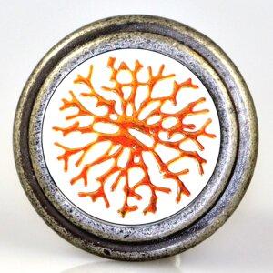 Mushroom Knob (Set of 4)