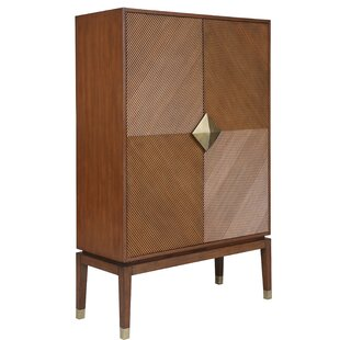 Louann Tall 2 Door Accent Cabinet