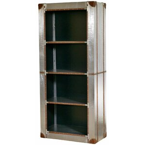 181 cm Bücherregal Industrial von Homestead Living