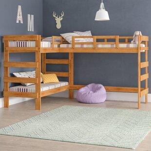 Corner Triple Bunk Beds Wayfair