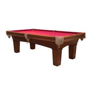 Foot Slate Pool Tables Youll Love Wayfair - Boessling pool table