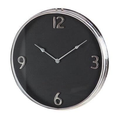 modern wall clocks allmodern. Black Bedroom Furniture Sets. Home Design Ideas