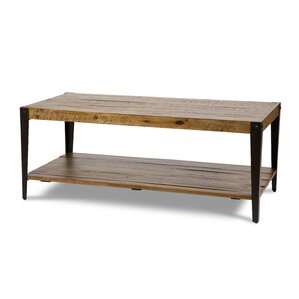 Aspen Rectangular Coffee Table by Michael Amini (AICO)