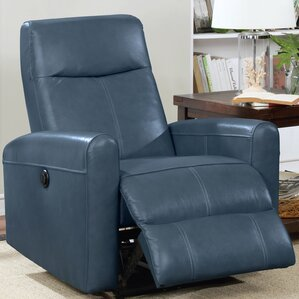 Claredon Living Room Electric Power Wall Hugger Recliner : leather wall hugger recliners - islam-shia.org