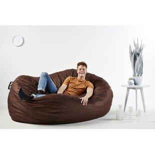 8d37116fcf Brown Bean Bag Chairs You ll Love