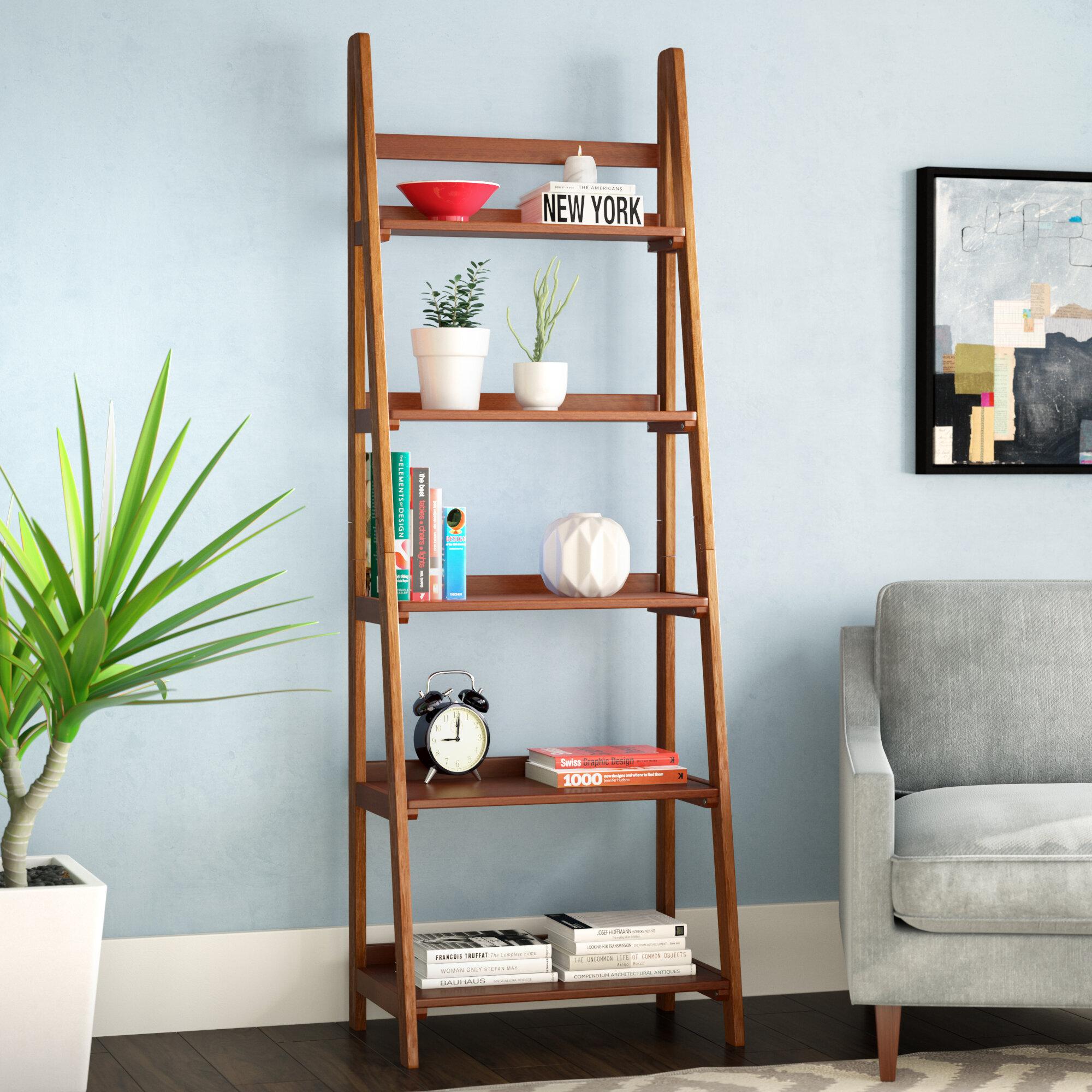 Langley Street Conrad Ladder Bookcase U0026 Reviews | Wayfair