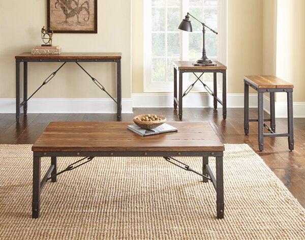Dulce 4 Piece Coffee Table Set