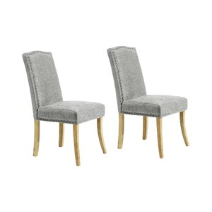 Looe Upholstered Dining Chair (Set of 2)