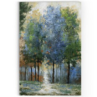 d585c99cd68  Afternoon Light  Oil Painting Print on Wrapped Canvas