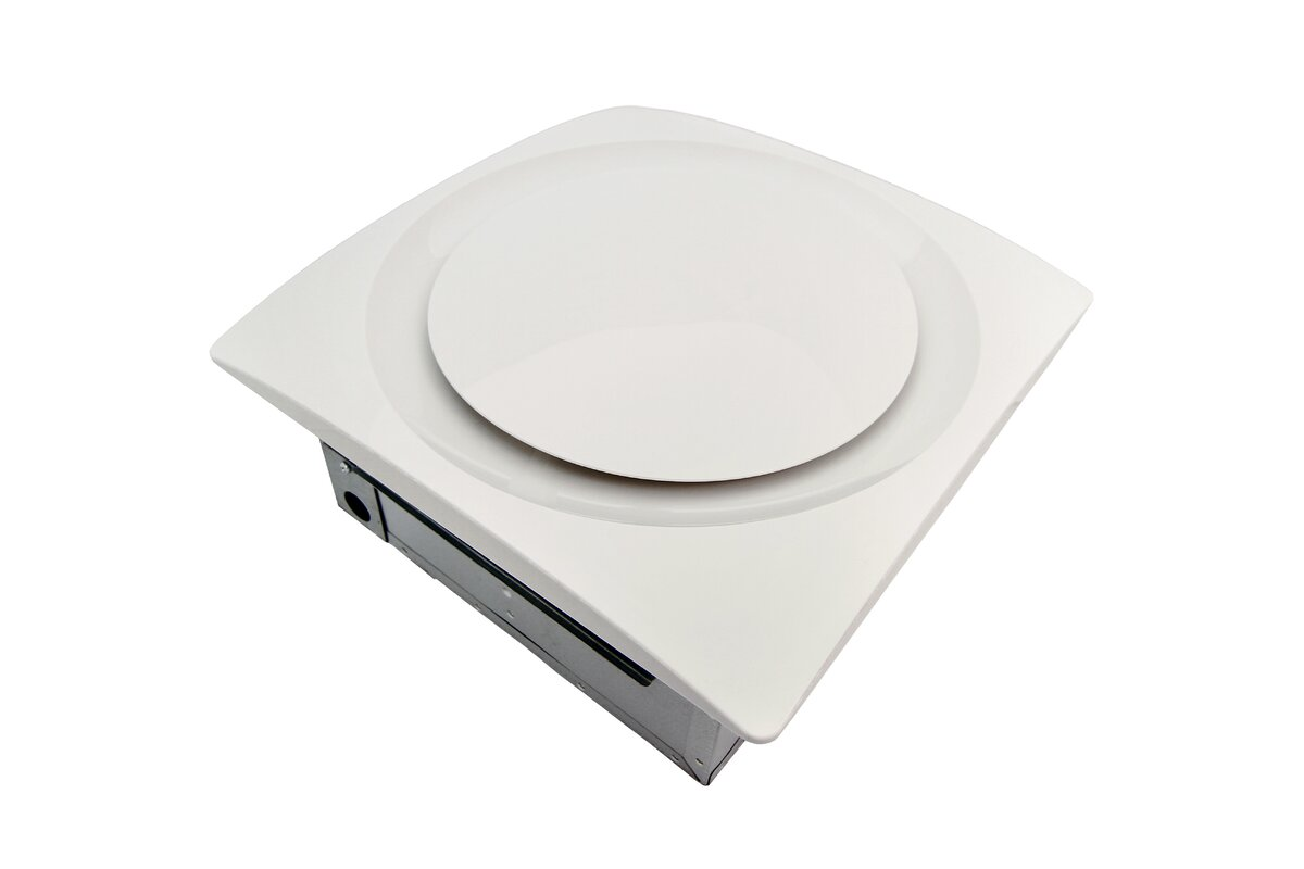 Slimfit 90 Cfm Energy Star Bathroom Fan With Sensor