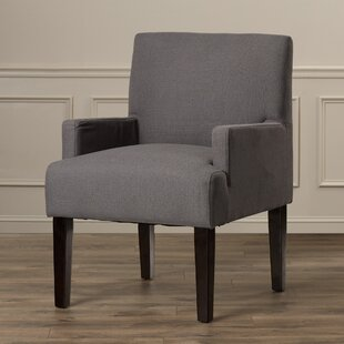 Accent Chairs With Wooden Arms Wayfair