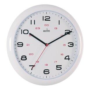 25.5cm Office Wall Clock ...