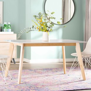 Good Urijah Retro Modern Dining Table
