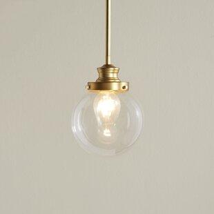 Globe pendant lights youll love wayfair save aloadofball Choice Image