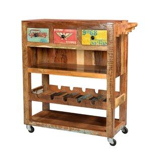 Küchenwagen Pelada von Wildon Home
