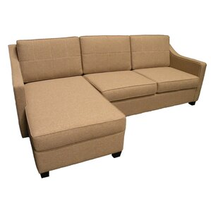 Ke Sleeper Sectional with Comforcool Mattress by Latitude Run