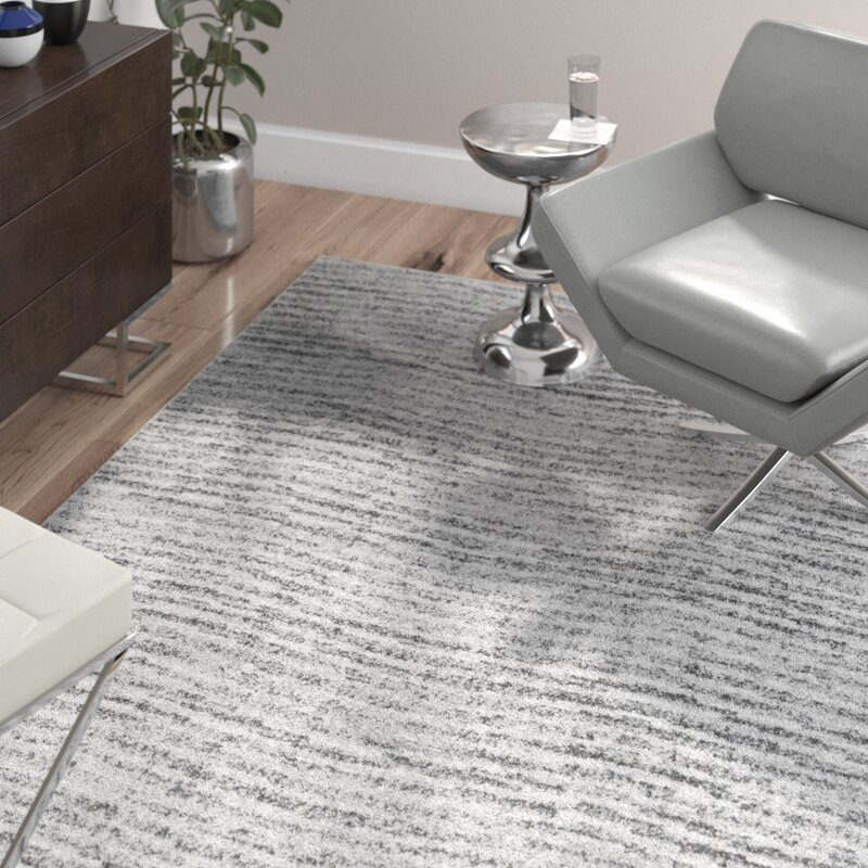 Wade Logan Bismark Grey Area Rug Amp Reviews Wayfair Ca