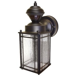 Nordmeyer 1 Light Outdoor Wall Lantern