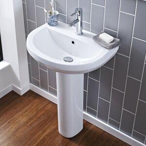 Ultra 54 cm Standwaschbecken Ivo