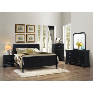 Louis Philippe Bedroom Set | Wayfair