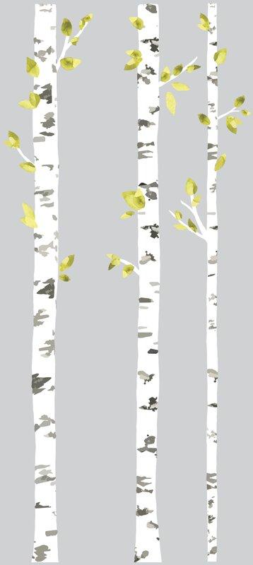 Steven Birch Trees Wall Decal Part 55