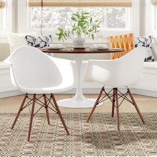Quintus Dininger Solid Wood Dining Chair (Set of 2)