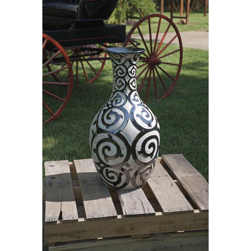 Bungalow Rose Floor Vase Reviews Wayfair