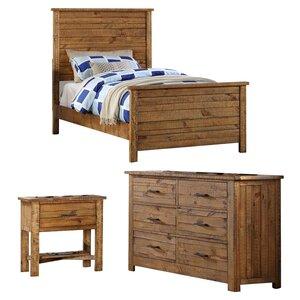 Hubert Panel Configurable Bedroom Set