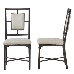 Spies Upholstered Dining Chair (Set of 2)