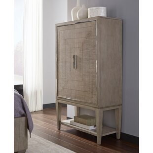 Lorenz 2 Drawer Bar Cabinet