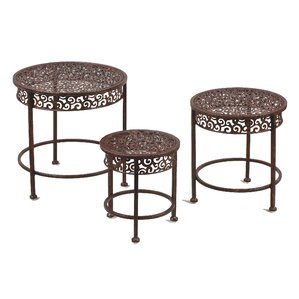 3 Piece Nesting Tables by Trip..