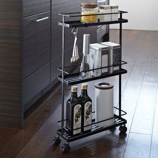 Espinal Rolling Kitchen Cart