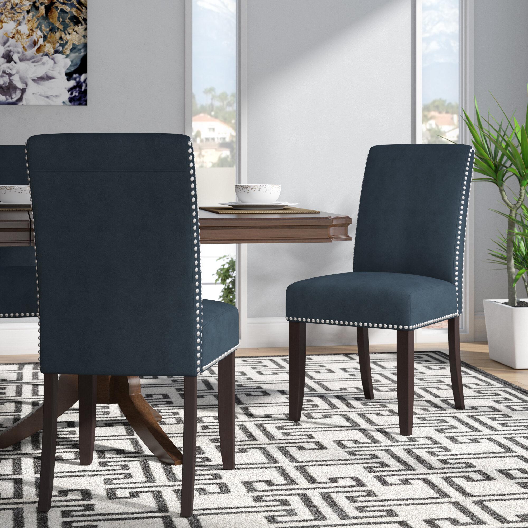 Willa Arlo Interiors Brucedale Parsons Chair U0026 Reviews | Wayfair