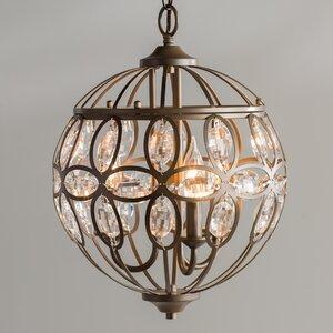 Bothwell 3-Light Foyer Pendant