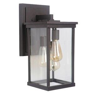 Mccombs 3-Light Outdoor Wall Lantern