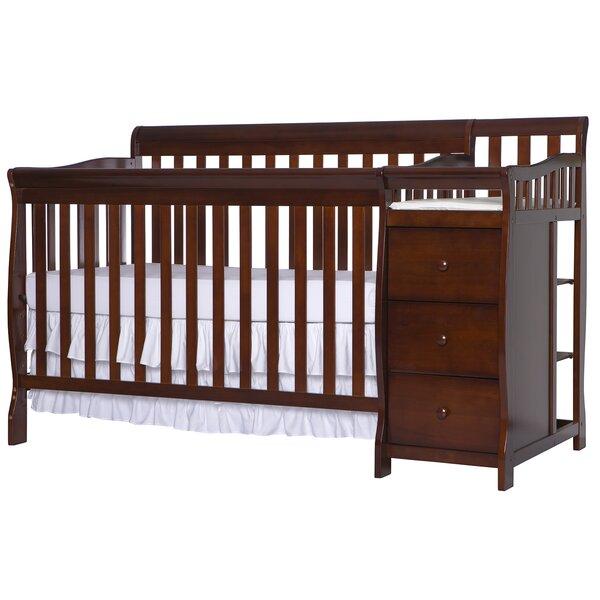 Genial Crib U0026 Changing Table Combo