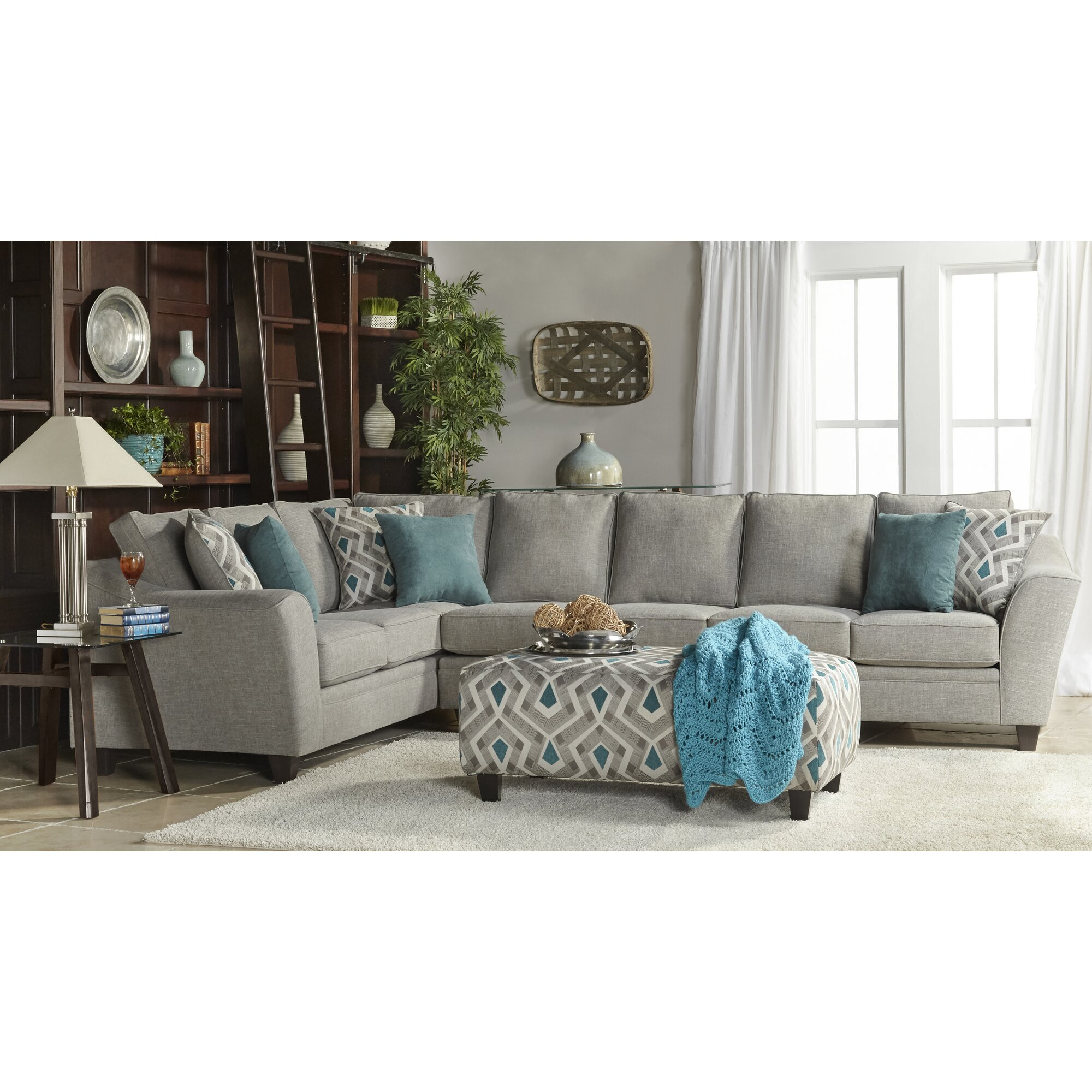 Flair Artemis Sectional & Reviews