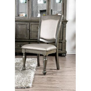 Wynne Upholstered Dining Chair (Set of 2)