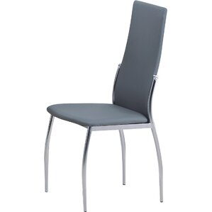 Chamlee Parsons Chair (Set of 4) by Orren Ellis