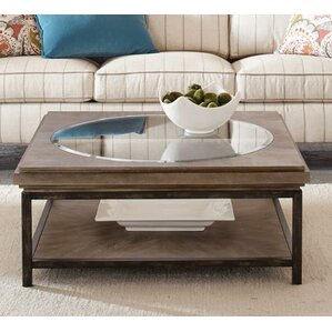 Katy Square Coffee Table by Laurel Foundry Modern Farmhouse