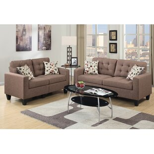 Tufted Cushions Living Room Sets You\'ll Love | Wayfair
