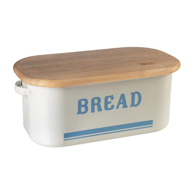 Vintage Bread Box Inspired Kitchen Bin