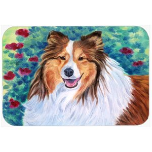 Sheltie Kitchen/Bath Mat