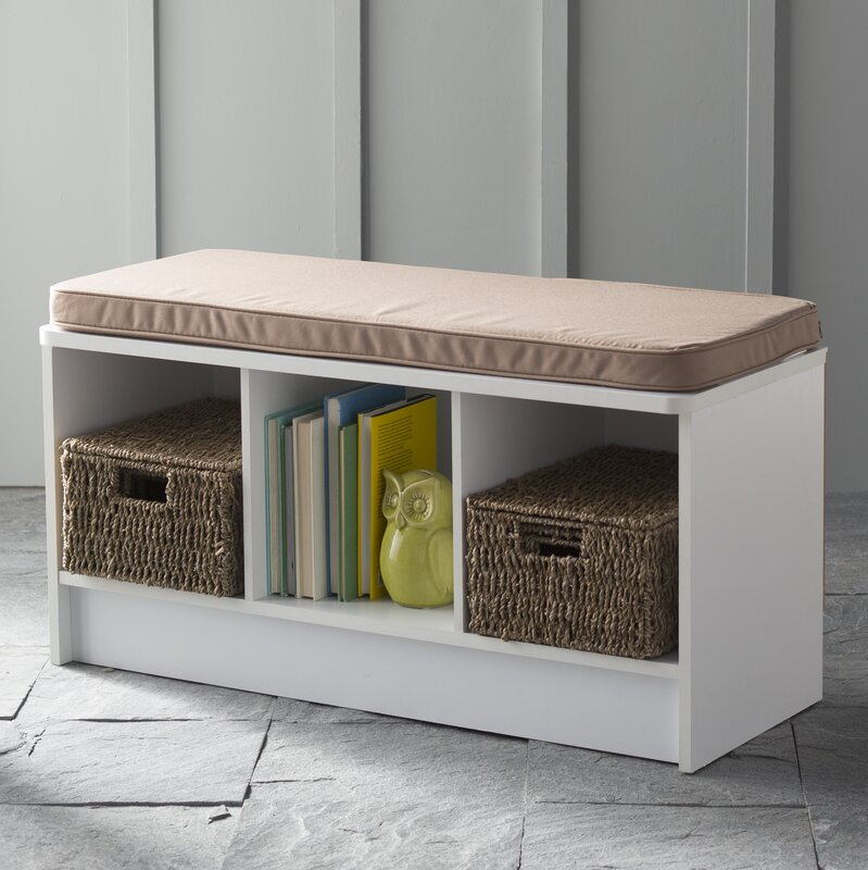 Closetmaid Cubicals Shoe Storage Bench Amp Reviews Wayfair