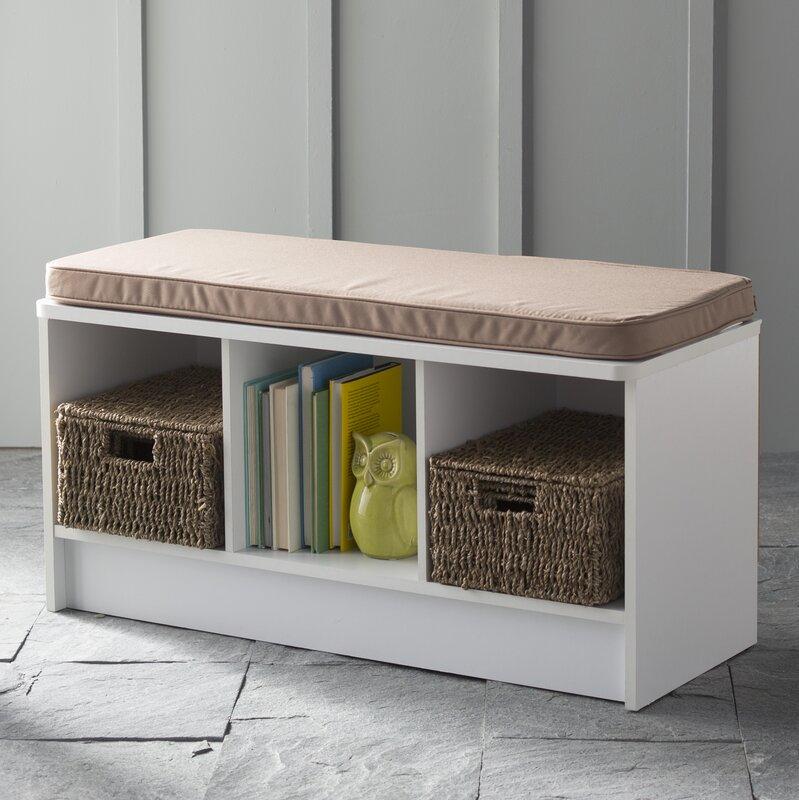 Closetmaid Cubicals Shoe Storage Bench Reviews Wayfair