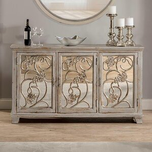 Mirrored Console Tables Youll Love Wayfair
