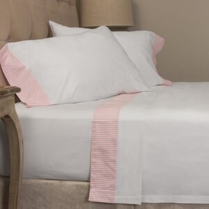 Striped Pillow Case (Set of 2)